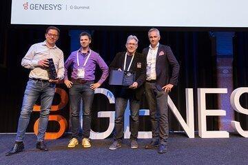 genesys-beloont-dealerdirect-met-purecloud-award